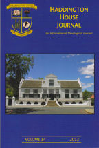 Journal 2012 front cover
