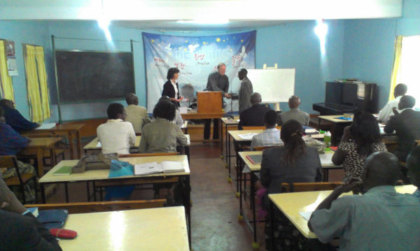 CTI, Giving of books to students
