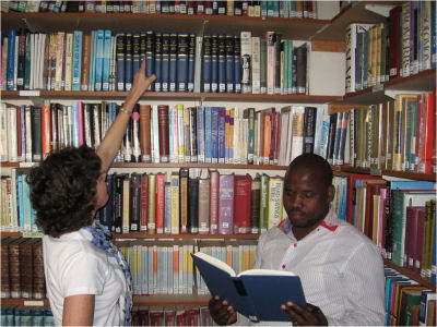 New books added to Dumisani Library